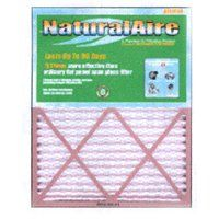 20 x 20 x 1 Merv 8 Naturalaire Standard Pleated Media Home Furnace Air Filter Box of 12 Filters -- Want additional info? Click on the image.
