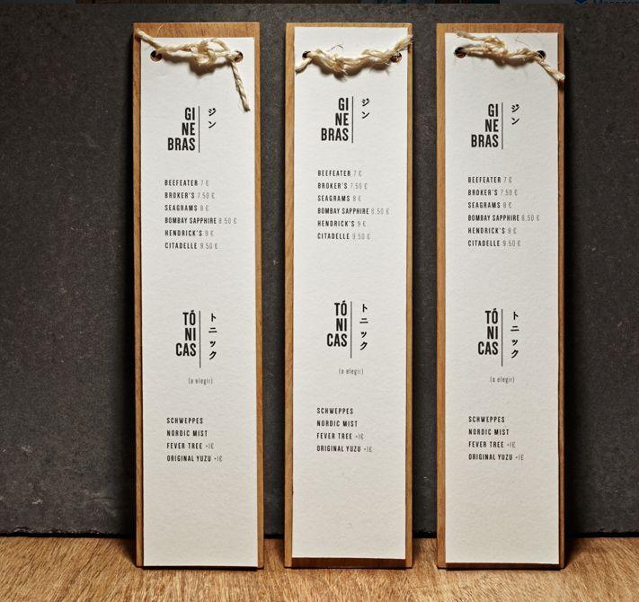Mejores 116 imágenes de Menus en Pinterest | Diseño del menú ...