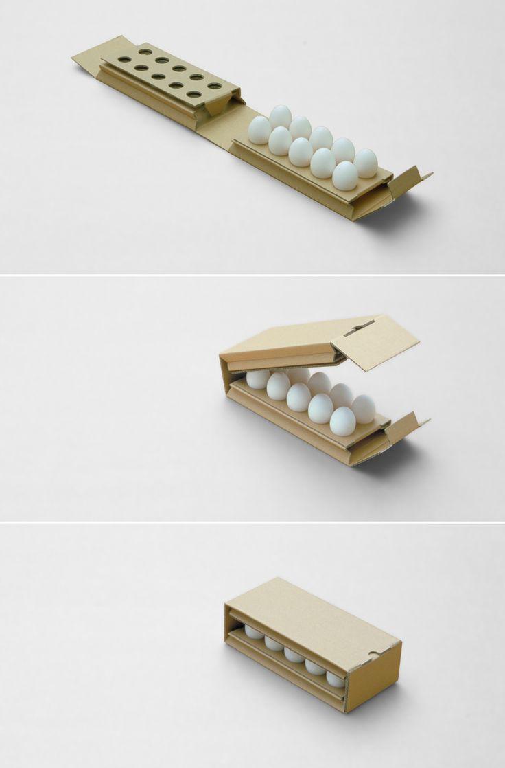 Egg Carton - Naoya Edahiro