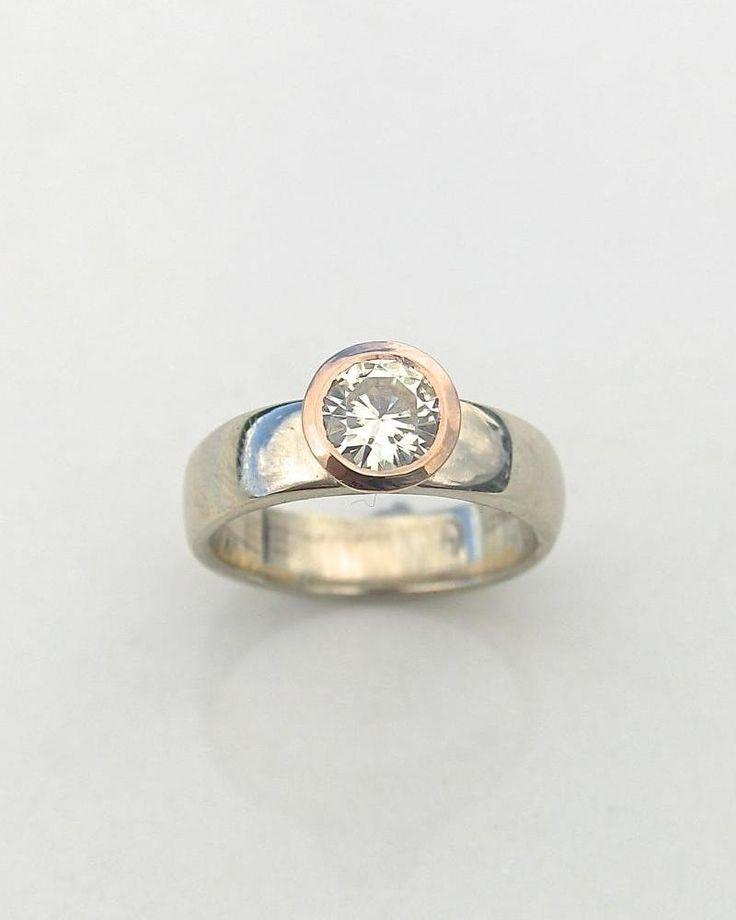 new zealand wedding rings debra fallowfield - Wedding Ring Designers