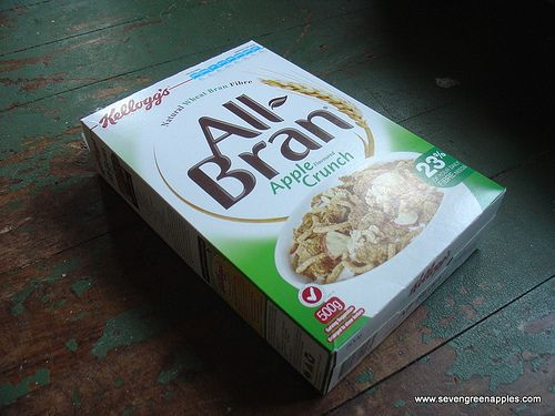 Product Review   All-Bran: Apple Flavoured Crunch