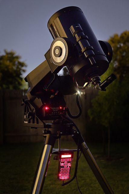 """My Telescope: Meade LX200 10"""""""