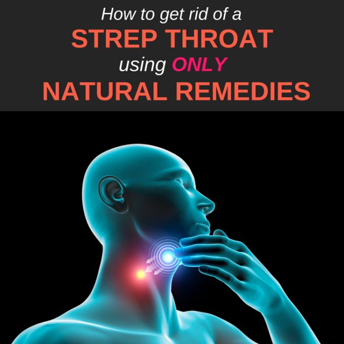 Natural Cures For Strep Throat During Pregnancy