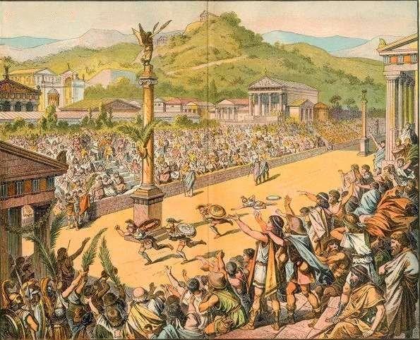 Ταξίδι στην αρχαία Ελλάδα: Η Απαρχή Των Αγώνων Δρόμου Στην Αρχαία Ελλάδα