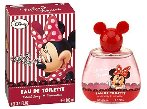 DISNEY Minnie Eau de Toilette 100 ml Disney http://www.amazon.fr/dp/B000C1UE5S/ref=cm_sw_r_pi_dp_nMbbwb0QEJHHW