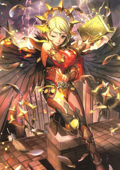Fire Emblem: If/Fates - Ophelia. I'm on Chapter 21 of the Nohr campaign. Ophelia is a witch, and a mighty powerful one.