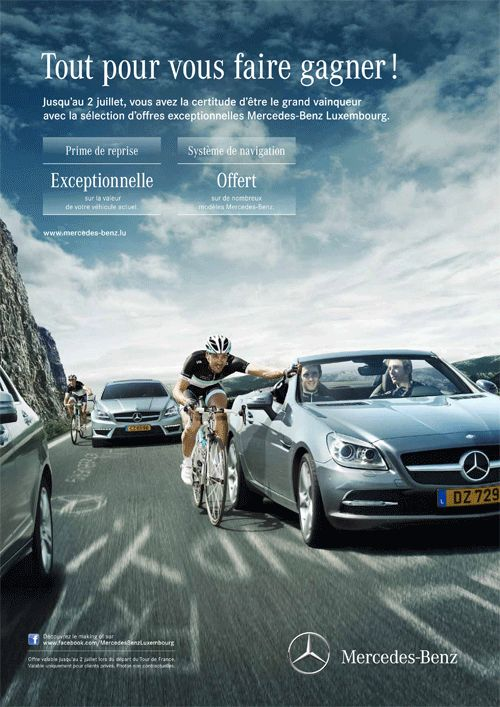 Mercedes-Benz Luxembourg - Vous - 2011
