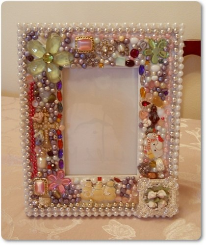 The 15 best Jewelry Picture Frames images on Pinterest | Frame ...