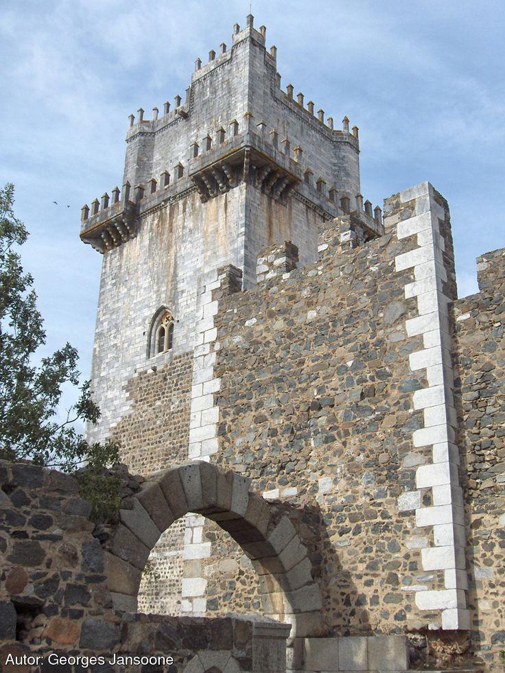 castelo-de-beja- Portugal