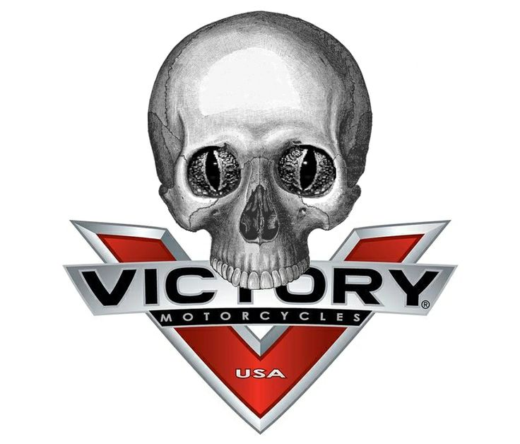 VICTORY MC logo+