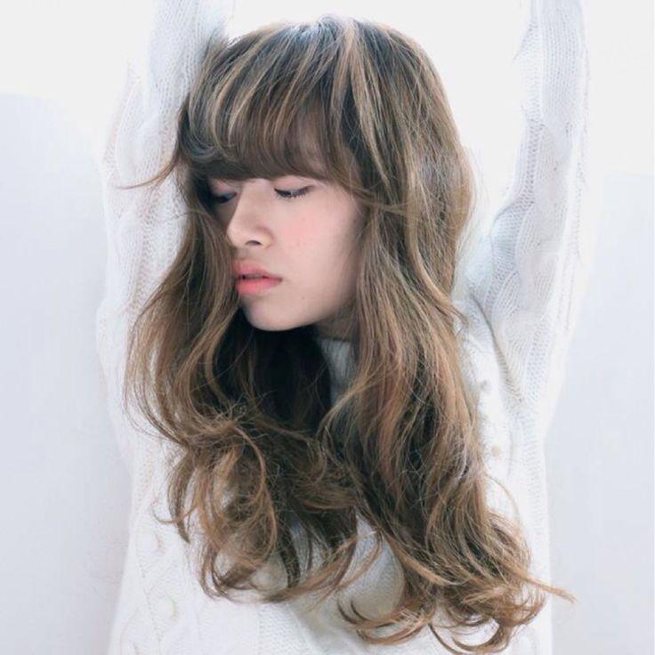 2016春夏ヘアカラー!CODE101;ハイライトカタログ!CODE101;(ショート〜ロング)透明感と立体感が手に入る♡の画像   美人部