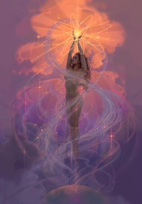 Love is your wisdom. Love is your strenght. Love is the source of your power.Magic, John Pitr, New York Cities, Archangel Michael, Goddesses, Fantasy Art, Beautiful, Heavy Metals, Metals Artworks