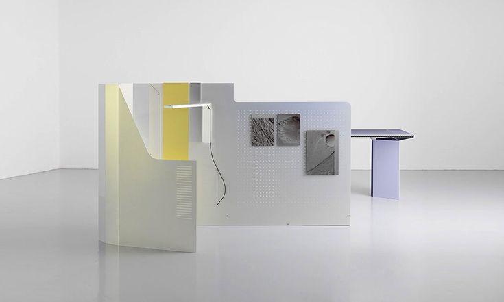 Formafantasma navrhli kolekci nábytku Ore Streams zodpadní elektroniky