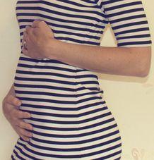 Третий месяц беременности фото живота