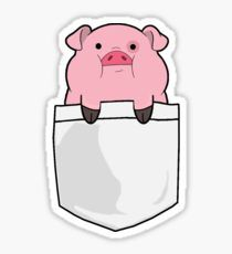 Pocket Waddles Pegatina