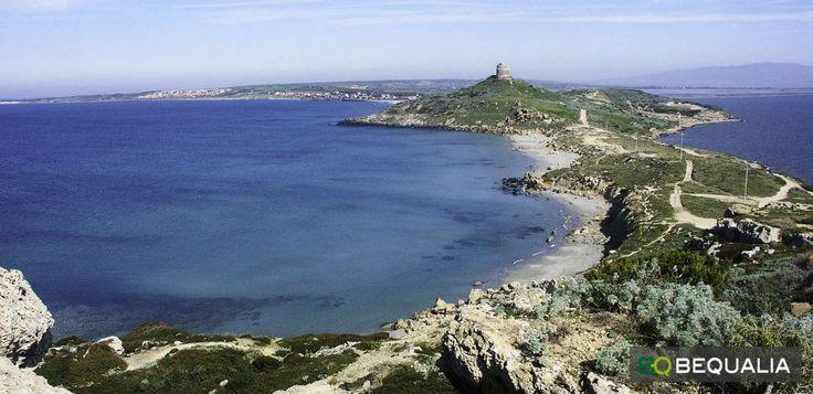 Penisola del Sinis #Cabras Golfo di #Oristano Area Marina Protetta
