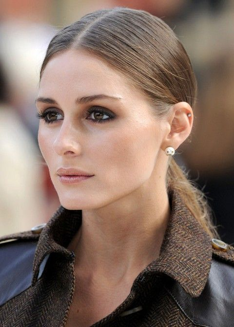Olivia Palermo Hairstyles: Stylish Ponytail
