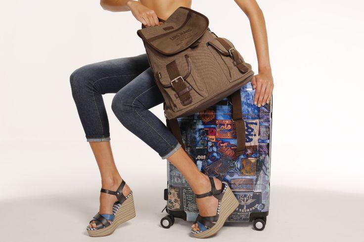 Mochilas y maletas by Lois Jeans