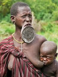 Mouth Rings Africa