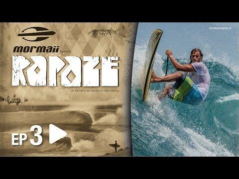 Mormaii Rapaze - Ep 03 - Caio Vaz - Lakey Peak - Indonesia - YouTube