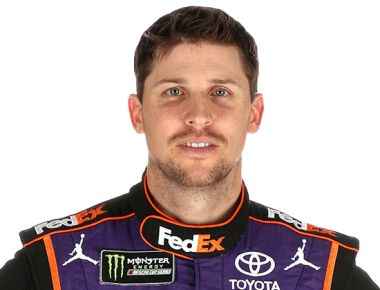 MONSTER ENERGY NASCAR CUP SERIES:     Denny Hamlin:  No. 11  -  MAKE:  Toyota  -  TEAM:  JOE GIBBS RACING  -    DATE OF BIRTH: NOV 18, 1980  -    ROOKIE YEAR: 2006  -    Denny Hamlin is a full-time Monster Energy NASCAR Cup Series driver who also competes on a limited basis in the XFINITY Series. The Joe Gibbs Racing driver has 29 career Monster Energy NASCAR Cup Series wins, including the 2016 Daytona 500. Hamlin was the 2006 Sunoco Rookie of the Year.   MORE...