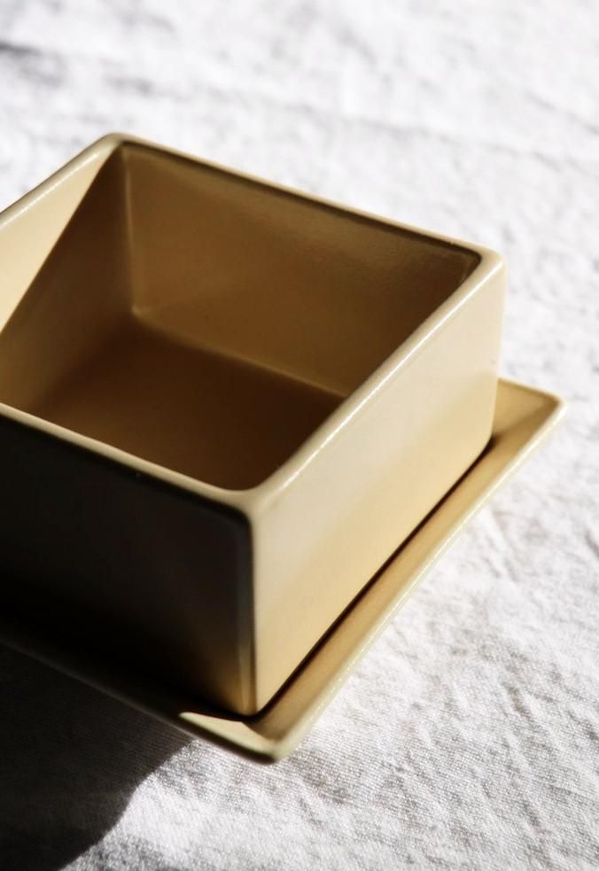 Square Plate and Box Duo - Zenbu Home