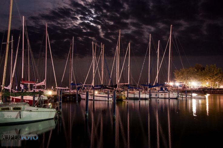 #Balaton #Hungary #lake #tó #nature #ajpekfoto #night