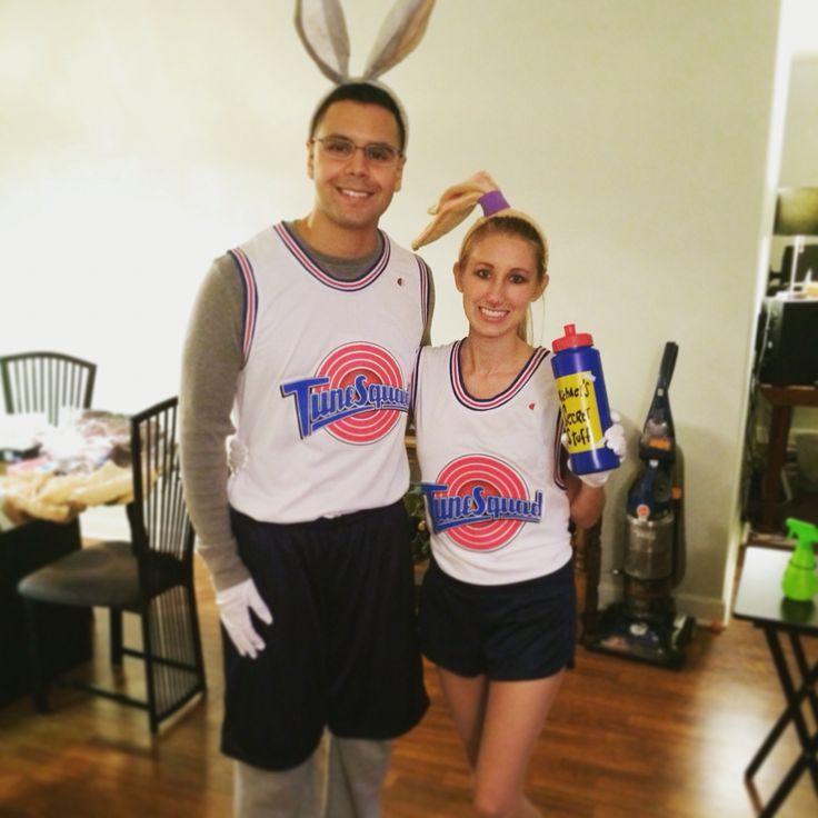 Bugs Bunny And Lola Bunny Halloween Costumes Space Jam -7677