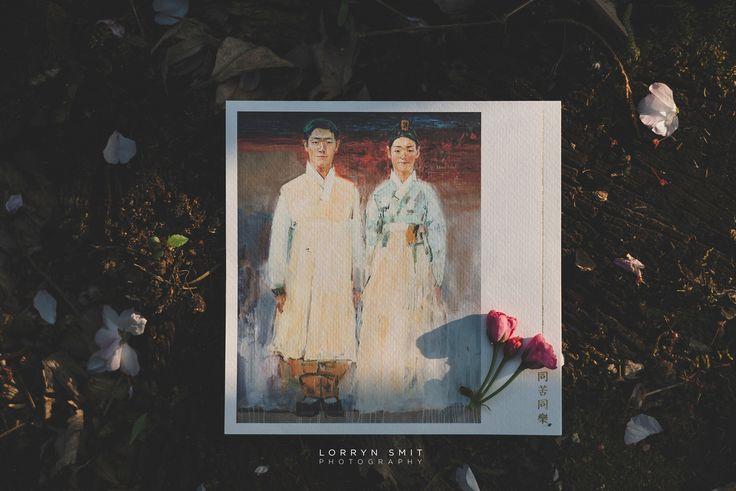 Hanbok Pre-wedding in Korea #spring #springwedding #prewedding #bride #hanok #weddingflowers #bridalinspiration #weddinginspiration #posing #couple #weddingportraits #preweddingportraits #bridalportraits #invitation #weddinginvitation #handmadeweddinginvitation