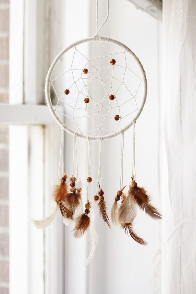 DIY Dreamcatcher http://earlgreyblog.com/2013/05/dreamcatcher-diy.html