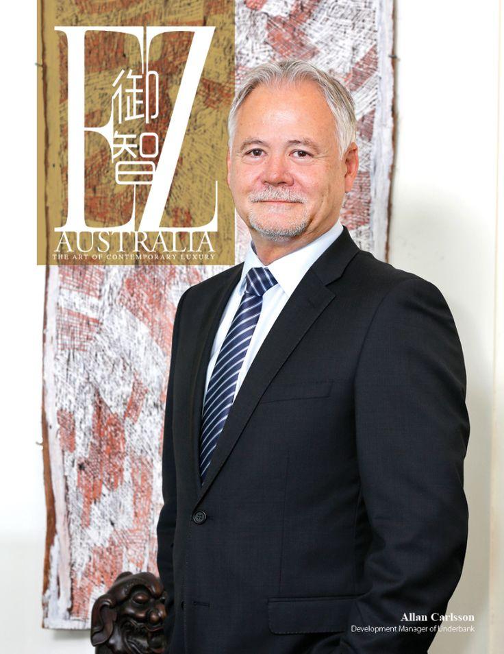 Allan Carlsson  ..Development Manager of Underbank