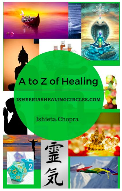 #BookReview 3: A to Z of Healing by Ishieta Chopra #BlogchatterEbooks  I am so encouraged by this review of my work! Thank you to SoulMom for this review!  You can get your copy of my book #AtoZofHealing on Amazon.in here : http://amzn.to/2vTAkcB