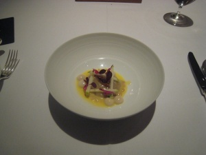 Food Snob's article on Claude Bosi and Hibiscus.  I cannot wait to eat here in March.