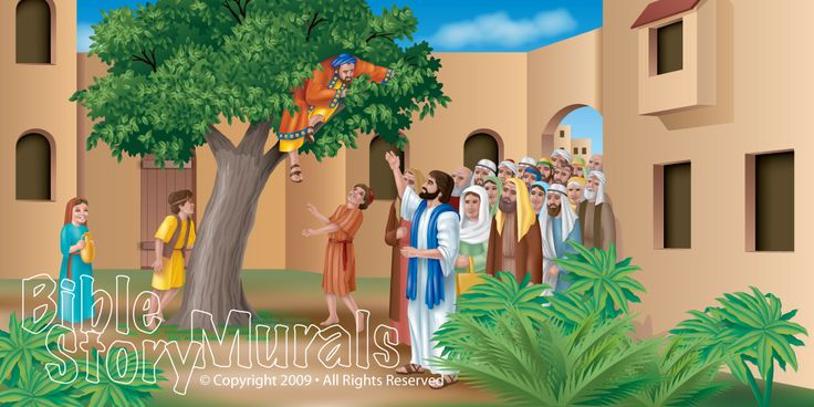 bible stories mural style - photo #21