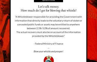 Job Alert!! EFCC Reveals How To Make Money Through Whistle Blowing (Details)