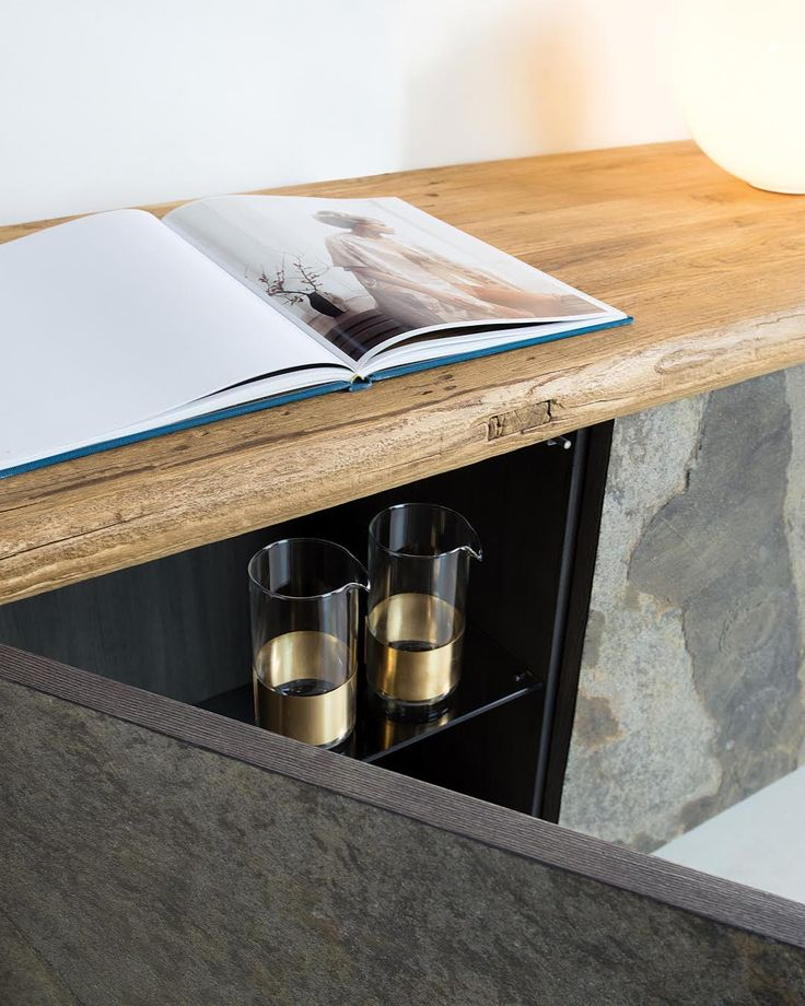 WRAP | Details are important. Wrap, the design sideboard proposed by Nature Design, combines perfectly practicality and style, enriching the environment with a piece of furniture of a certain impact. #NatureDesign #madeinitaly