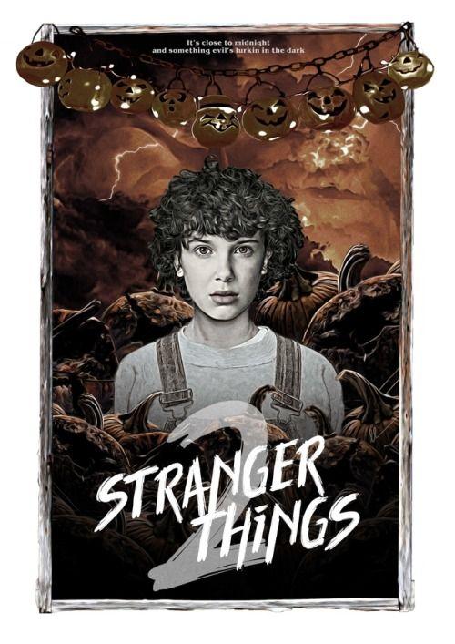 Stranger Things 2 - Haley Turnbull