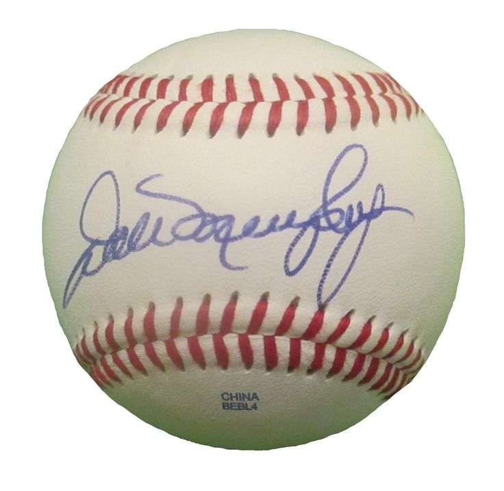 Atlanta Braves Dale Murphy signed Rawlings ROLB leather Baseball w/ proof photo.  Proof photo of Dale signing will be included with your purchase along with a COA issued from Southwestconnection-Memorabilia, guaranteeing the item to pass authentication services from PSA/DNA or JSA. Free USPS shipping. www.AutographedwithProof.com is your one stop for autographed collectibles from Atlanta sports teams. Check back with us often, as we are always obtaining new items.