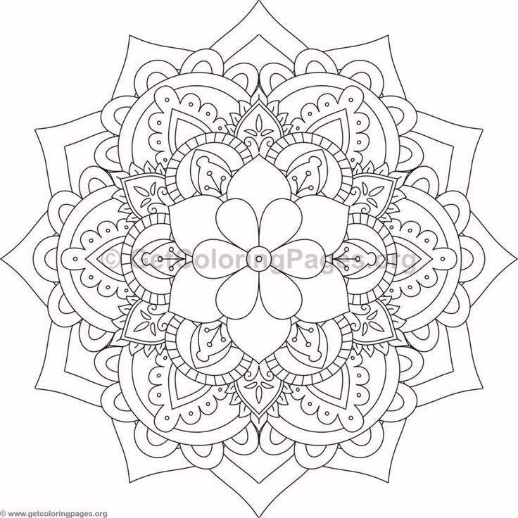 1150 best mandalas images on pinterest