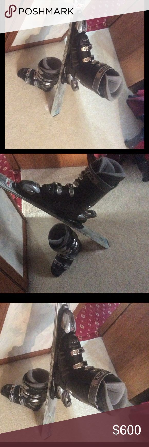 Skis & Boots K2 Skis & Tecnica Ski boots Other