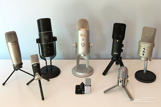 After spending 55 hours performing research, interviewing audio professionals and podcast producers, and blind testing 20 microphones with two listening panels, we still think the best USB microphone for most people is the Yeti by Blue. It sounds better with more kinds of voices than any other microphone you can plug directly into a computer.