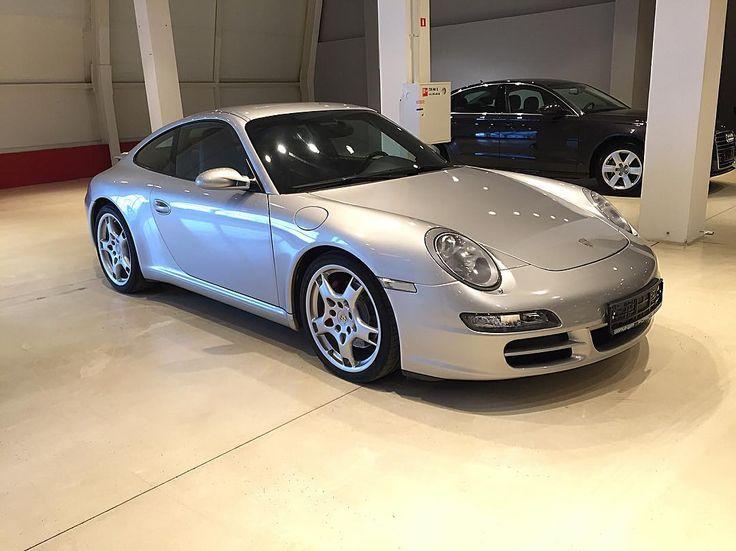 PORSCHE 911 CARRERA S кузов 997 2005 MY пробег 45351км. задний привод!  Комплектация: