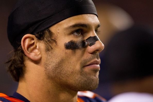 Quite possibly my favorite part of the Broncos-Eric Decker. #Yum