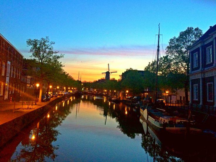 Закат, Нидерланды