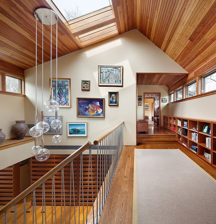 Attic Design Idea By Stephen Moser Architect.Attic Design Ideas Http://www