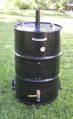Build an Ugly Smoker for CHEAP!!!