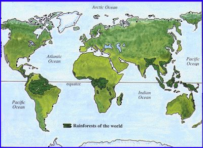 Physical Features - World Geography