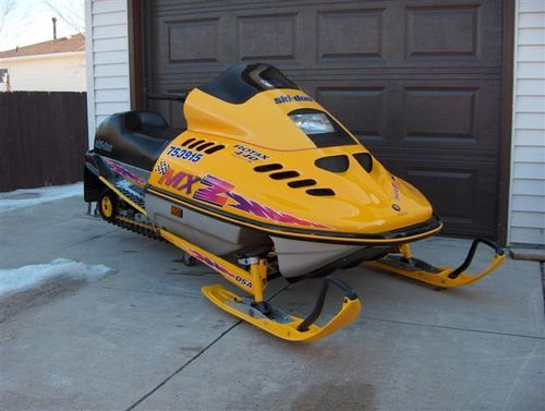 Ski Doo Service Manual For All Snowmobile Models 1994 1997 In 2021 Snowmobile Manual Skiing