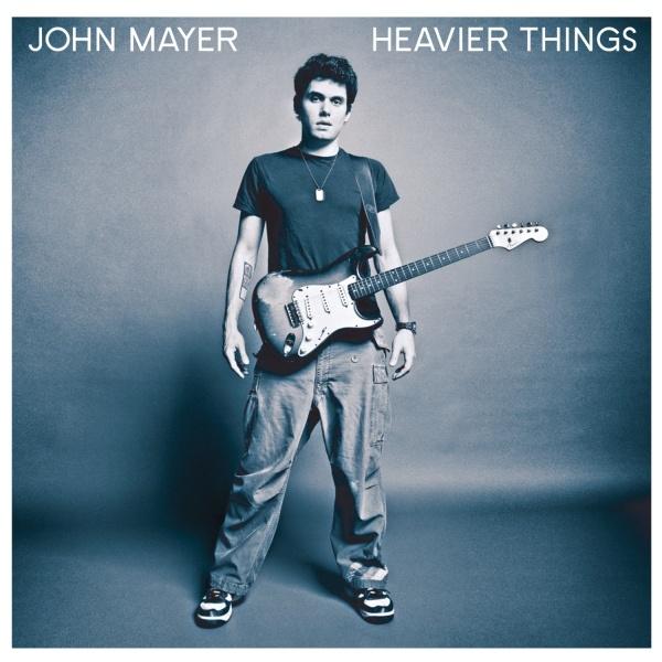 John Mayer - Heavier Things. #album