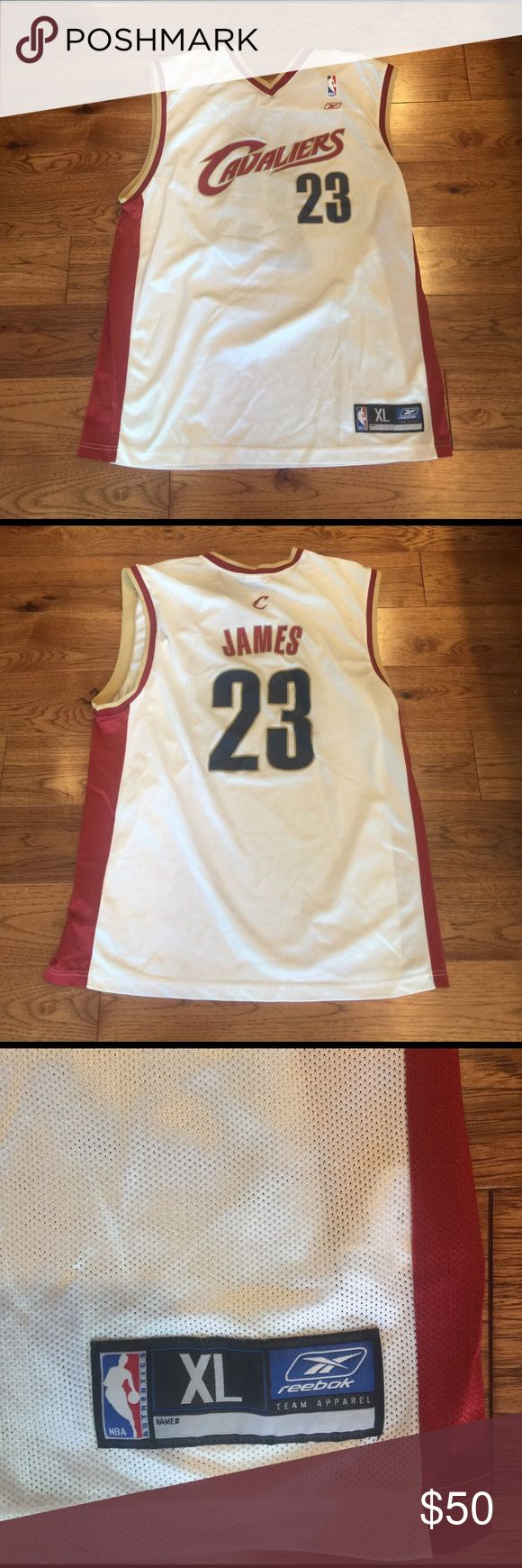 Cavs black t shirt jersey - Men S Cavs Lebron James Jersey Xl From Rookie Year